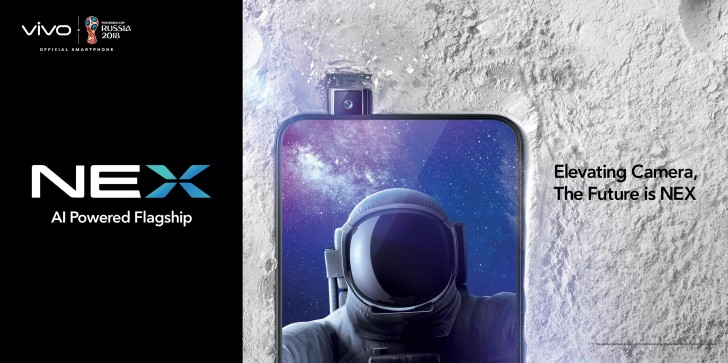 Vivo Nex With Pop-Up Selfie Camera Launched For Rs. 44,990