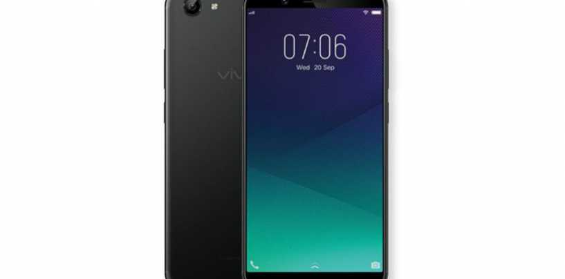 Vivo Y71i 5.99-inch FullView Display Launched in India Priced at Rs. 8990