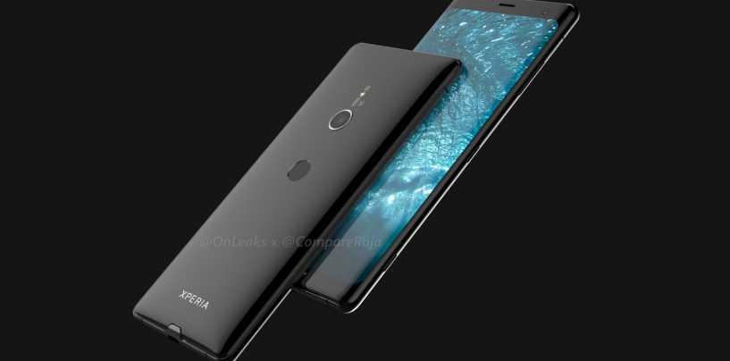 [CompareRaja EXCLUSIVE] Sony Xperia XZ3 Leaked CAD Renders and 360-Degree Video