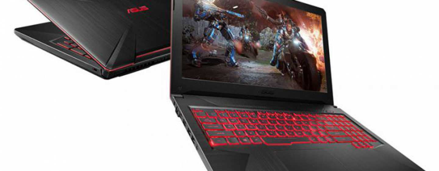 Asus Unveils FX504 TUF Gaming Laptop | Versus By CompareRaja