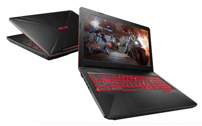 Asus Unveils FX504 TUF Gaming Laptop With NVIDIA GTX 1060 Graphics