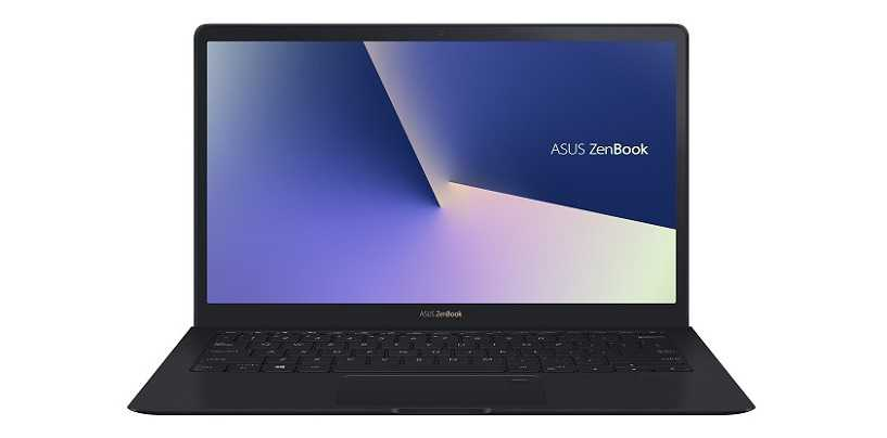 ASUS Zenbook Pro, ZenBook S and ZenBook 13 Launched In India