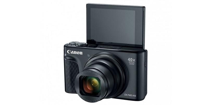 Canon PowerShot SX740 HS Compact Camera Announced