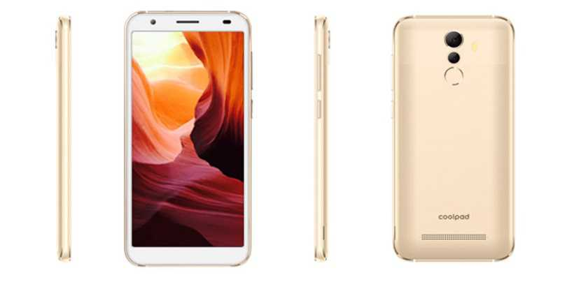 Coolpad Mega 5A Launched in India 5.45-inch Full-screen Display Launched in India
