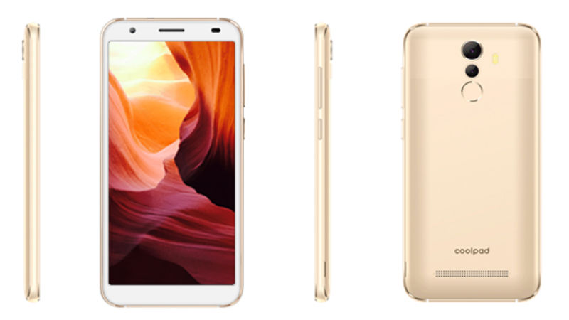 Image result for Coolpad mega 5A launched in India: Check Price, specifications and features