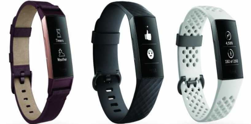 Fitbit Launches Charge 3 For Rs. 14,999