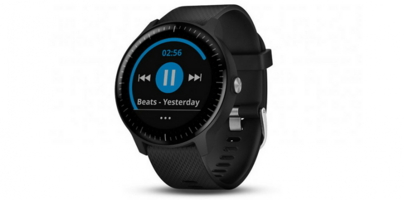 Garmin Vivoactive 3 Music GPS Smartwatch Launched At Rs. 25,990