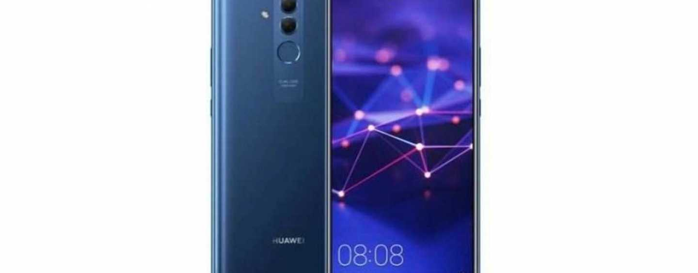 Huawei Mate 20 Lite To Start Selling Ahead Of Launch