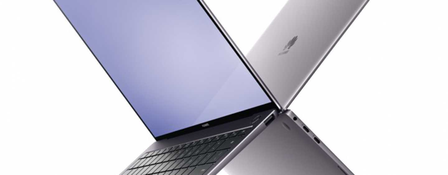Huawei MateBook X Pro Launched For Professional Users