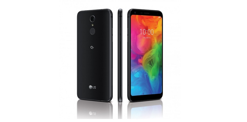 LG Q7 Budget Smartphone with Water Resistance Launched in India at Rs.15,990