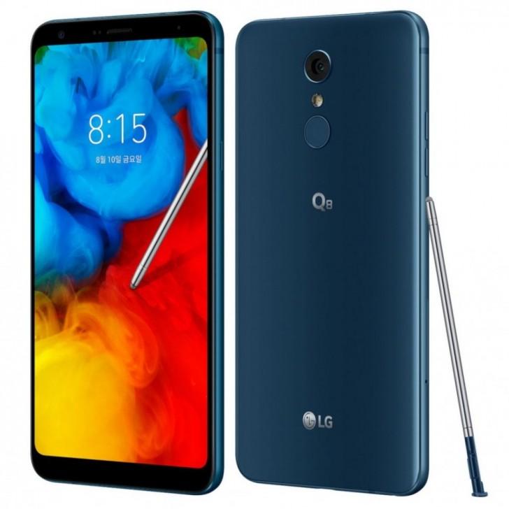 LG Q8 (2018)