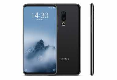 Meizu 16 and Meizu 16 Plus with In-Display Fingerprint Sensors Officially Launched in China