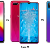 Motorola P30 vs Oppo F9 vs Lenovo Z5: Battle of Mid-rangers