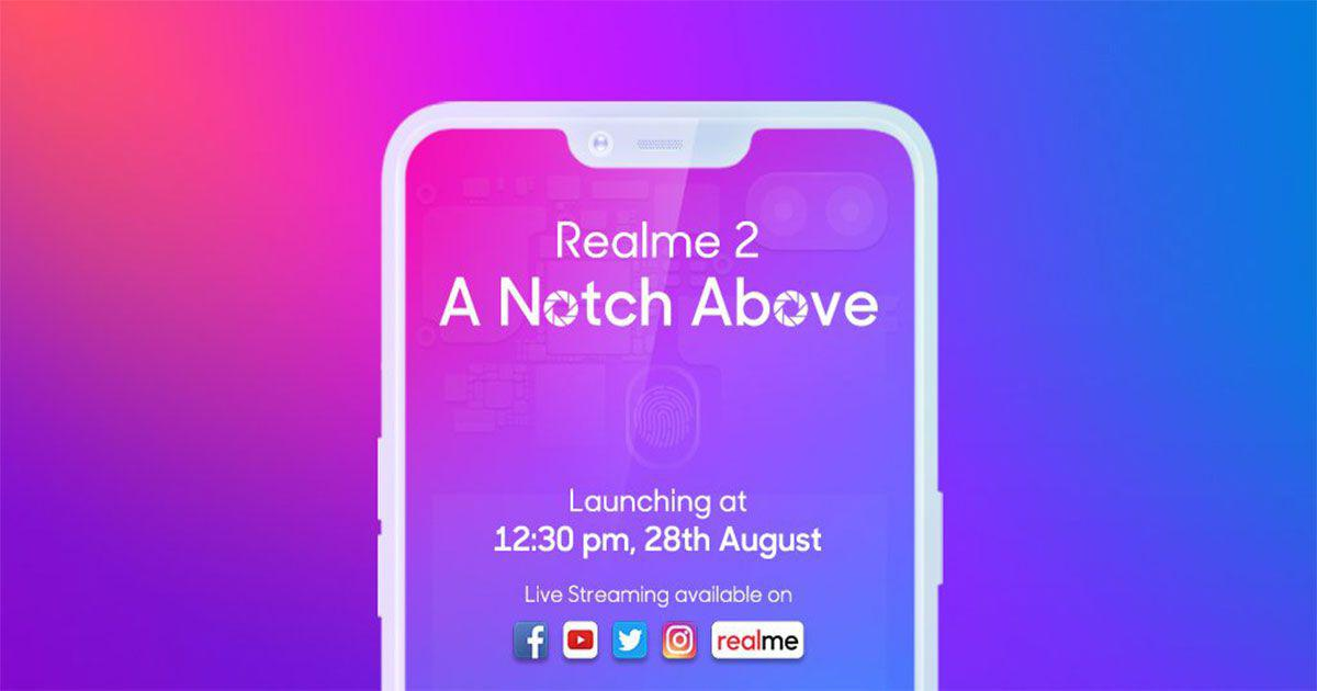 Realme 2 Set to Launch Tomorrow as Flipkart Exclusive: Everything You Need to Know