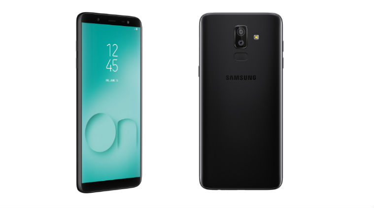 Samsung Galaxy On8 with 6-inch Infinity Display Launched in India at Rs. 16,990