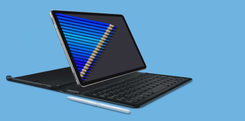 Samsung Galaxy Tab S4 Launched Ahead Of Galaxy Note 9 Launch