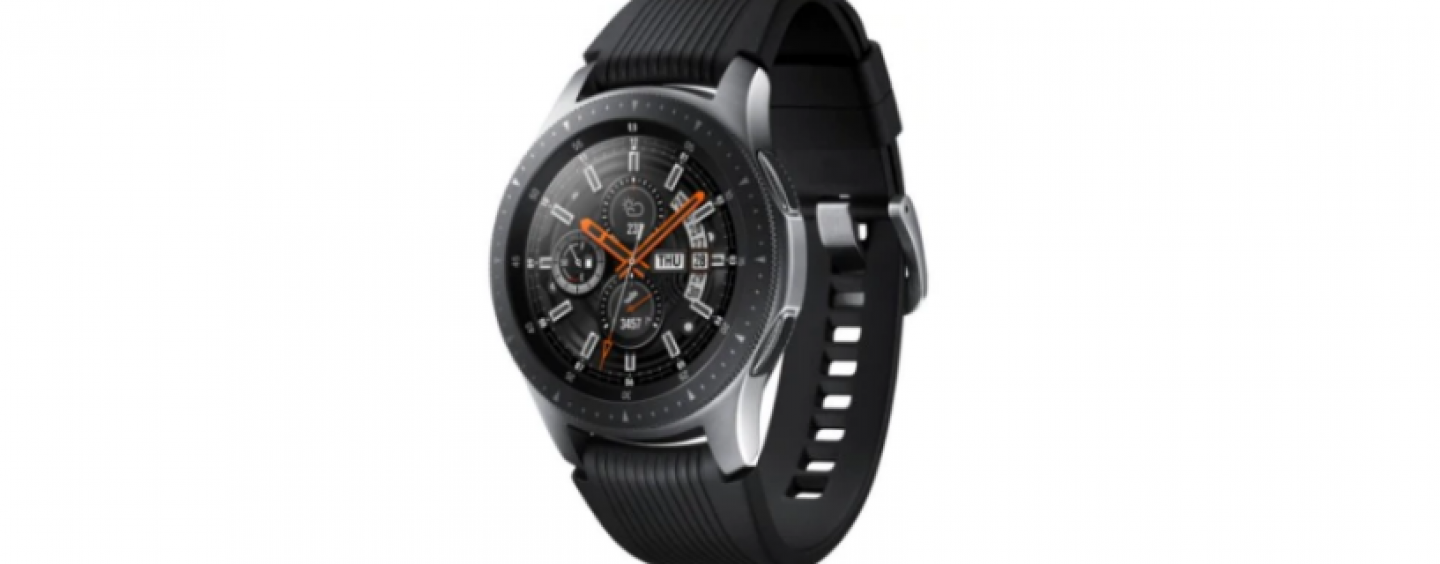 Samsung Galaxy Watch With Always On Display Launched
