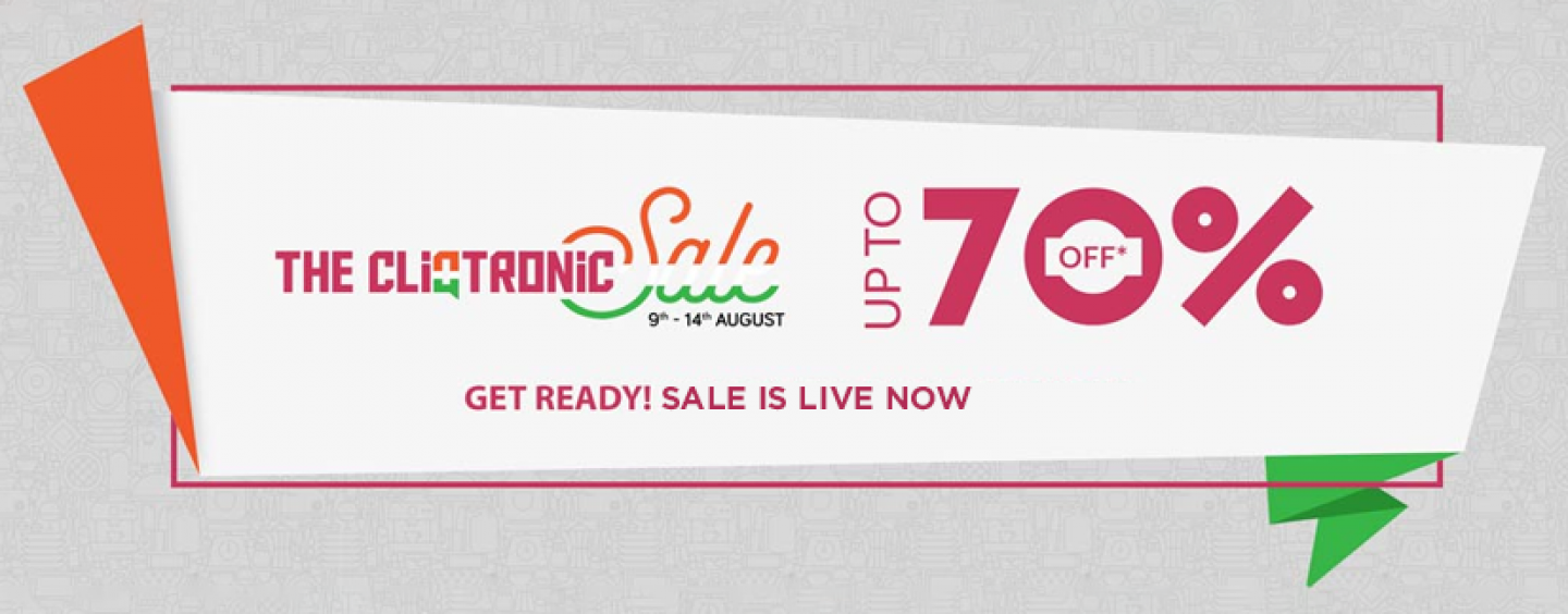 Save Upto Rs. 3,800 at the TataCLIQ Independence Day Offer
