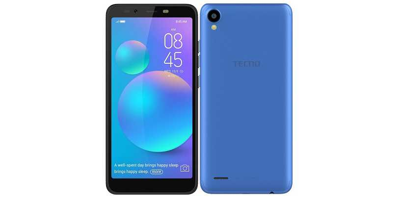 Tecno Camon iAce and Camon iSky 2 With 18:9 Full View Displays and Face Unlock Launched in India
