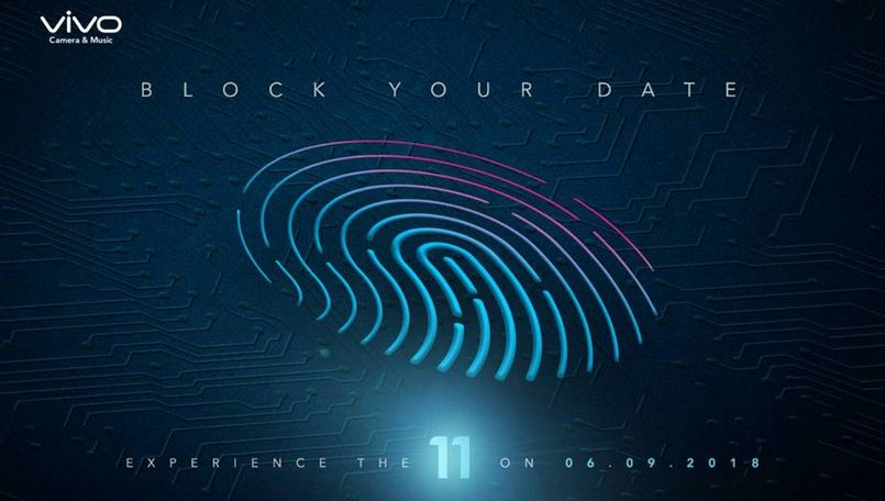 Vivo V11 Set to Launch in India on September 6: Media Invites are Out