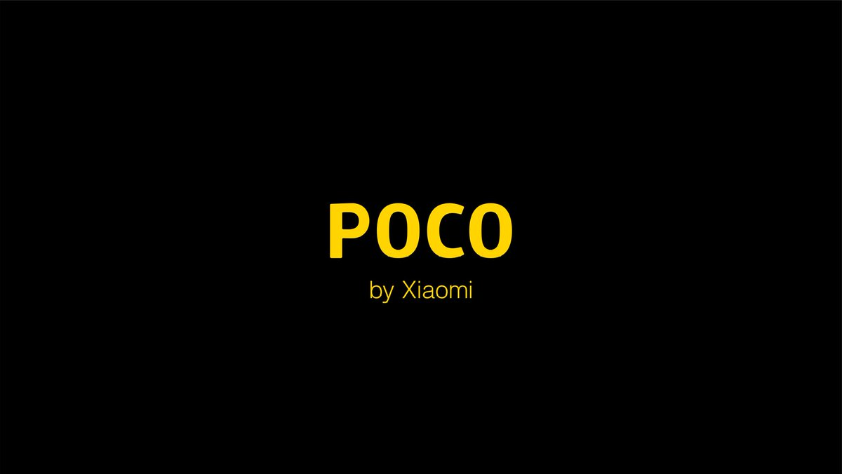 Xiaomi Announces POCO As Its New Sub-Brand, Might Launch Pocophone F1 in India Soon