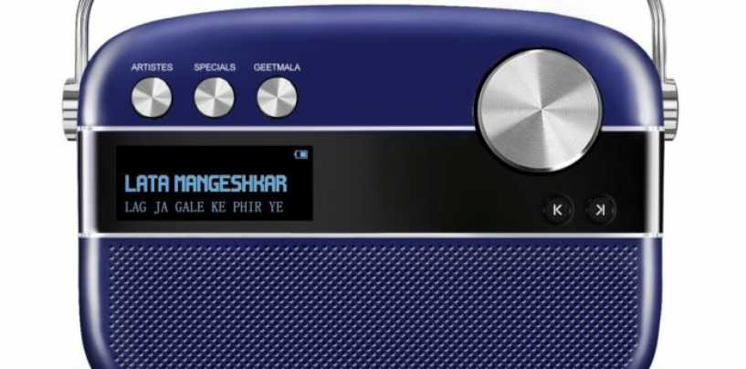 Saregama Carvaan Premium Launched for Rs. 7,390