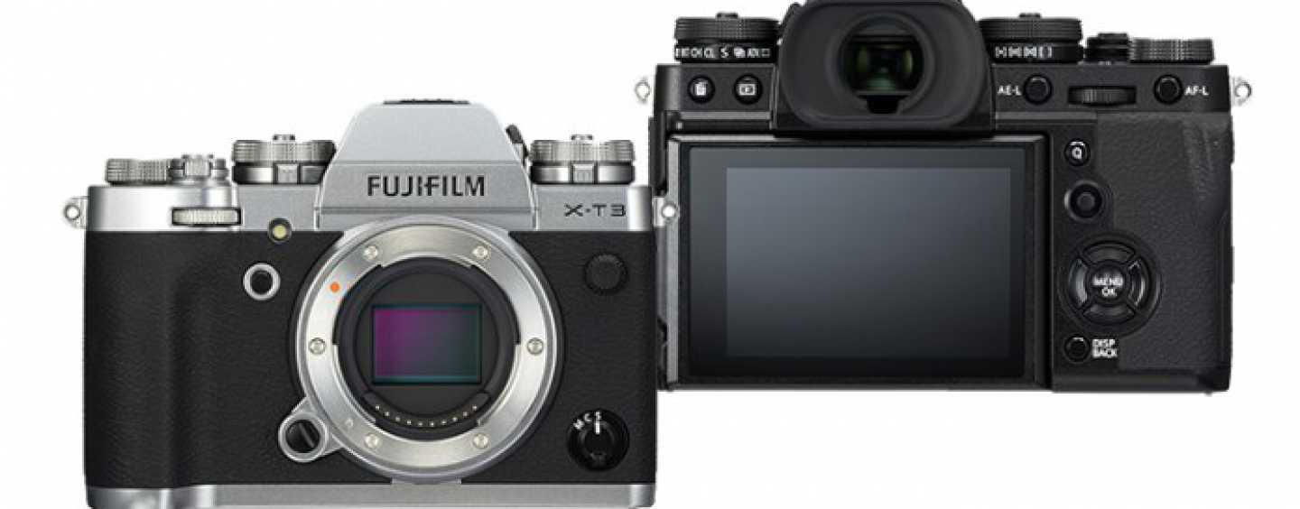 Fujifilm X-T3 Mirrorless Camera Launched In India