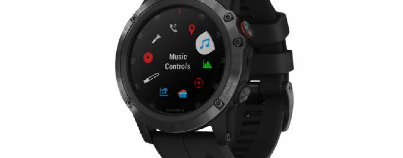 Garmin Fenix 5X Plus Smartwatch Launched At Rs. 79,990