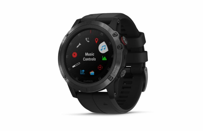 Garmin Fenix 5X Plus Smartwatch Launched At Rs. 79,990