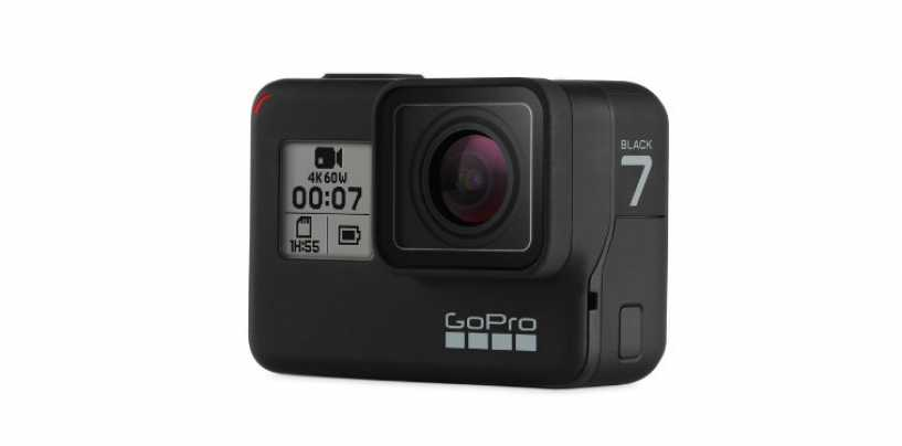 GoPro Hero 7 Series Announced; Starting Price Rs. 19,000