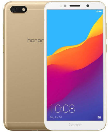 Honor 7S India