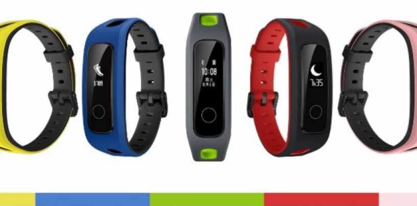 Honor Band 4 series With Heart Rate Monitoring Launched