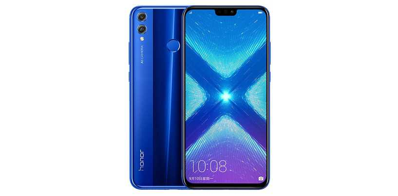 Honor 8X and Honor 8X Max with Notched Displays and Dual Rear Cameras Launched in China