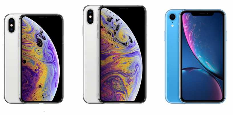 iPhone XS and iPhone XS Max Go on Pre-order in India Starting from Today