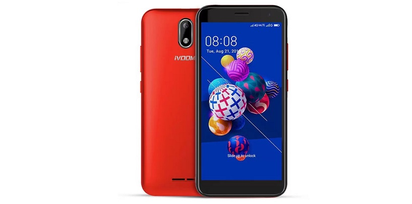 iVoomi iPro with Android Go Smartphone with Shatterproof Glass Launched in India