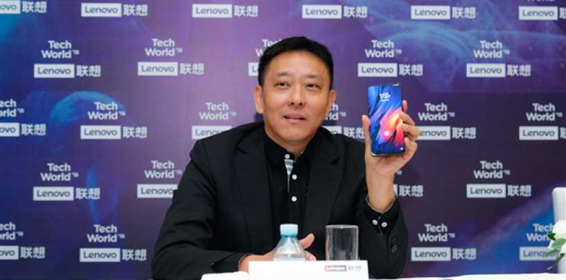 Lenovo Z5 Pro with Notch-less and Bezel-less Display To be Launched in October