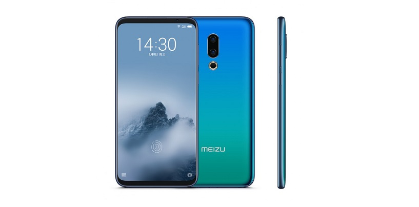 MEIZU 16X with Snapdragon 710 and In-display Fingerprint Scanner Launched
