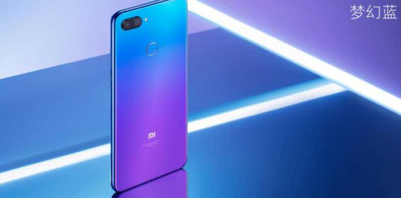 Xiaomi Mi 8 Lite Launched in China Snapdragon 660 SoC and 24MP Selfie Camera Launched in China