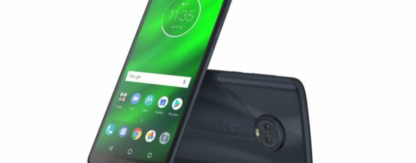 Moto G6 Plus with Face Unlock Confirmed to Launch in India on September 10