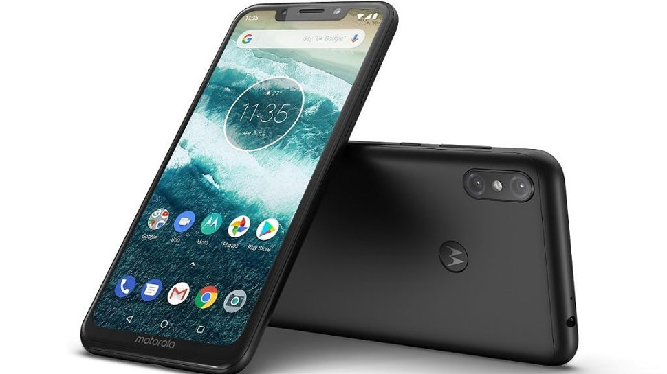 Motorola One Power with 4GB of RAM Launched in India with a Starting Price of Rs. 15,999