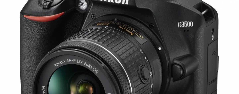 Nikon D3500 DSLR With 24.2-Megapixel CMOS Sensor Launched