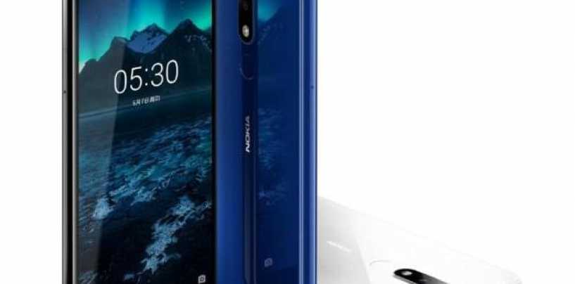 Nokia 5.1 Plus Priced in India at Rs. 10,999: Will be Flipkart Exclusive