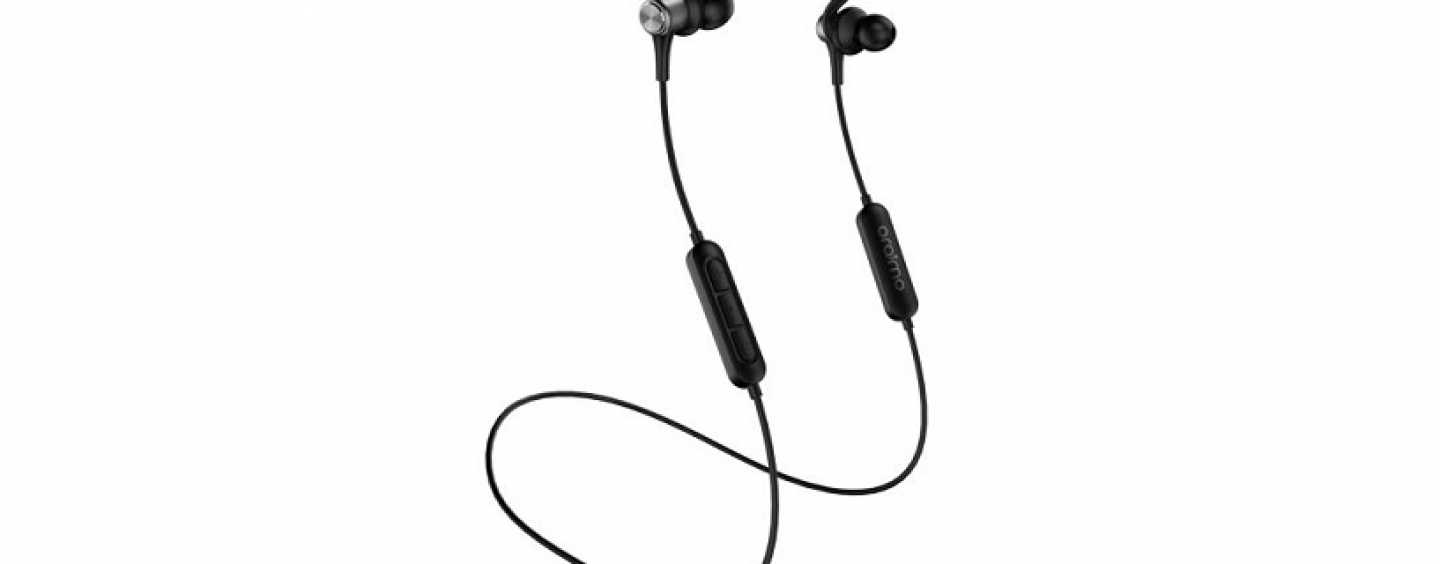 Oraimo Launches Shark OEB-E57D Bluetooth Earphones In India For Rs 2,399