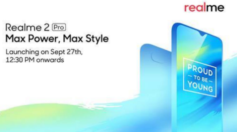 Realme 2 Pro and Realme C1 Launched in India Starting at Rs. 13,990 and Rs. 6,999 Respectively
