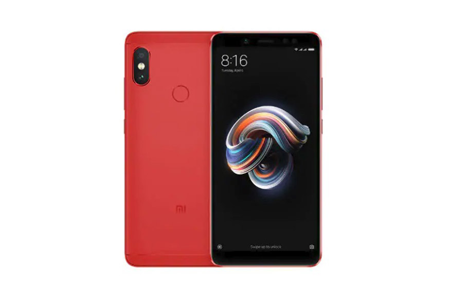 Xiaomi Redmi Note 5 Pro Red Color Variant Launched in India at Rs. 14,999