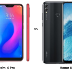 Redmi 6 Pro vs Honor 8X: Features, Specifications and Price Compared