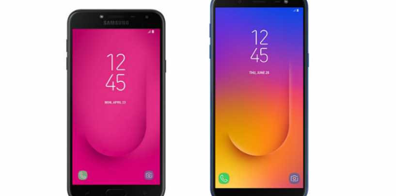 Samsung Galaxy J4 Prime and J6 Prime Listed on Official Website: Launch is Imminent