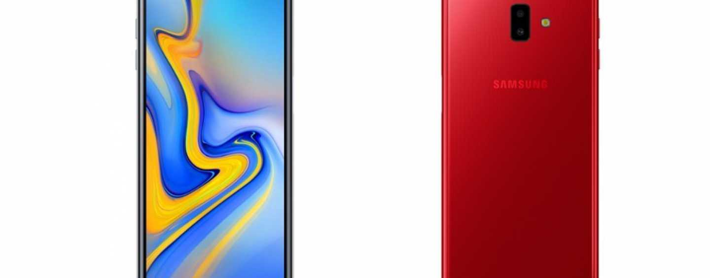 Samsung Galaxy J4 Plus and J6 Plus Pricing and Availability in India Made Official