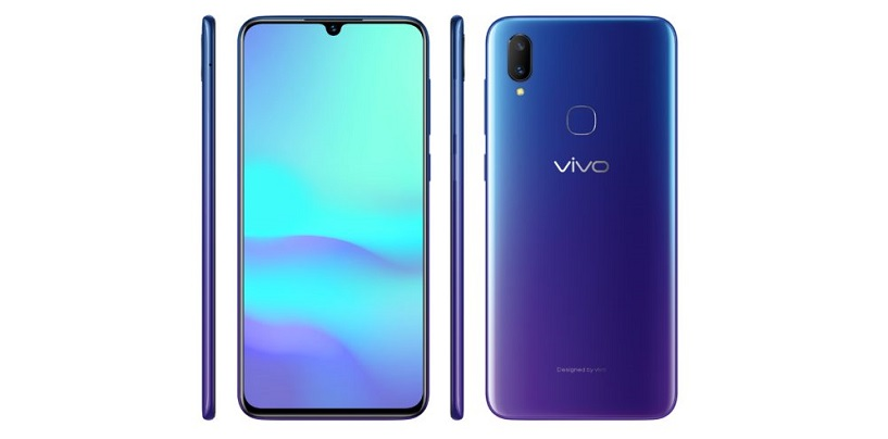 Vivo V11 with Waterdrop Notch and 6GB RAM Launched in India at Rs. 22,990