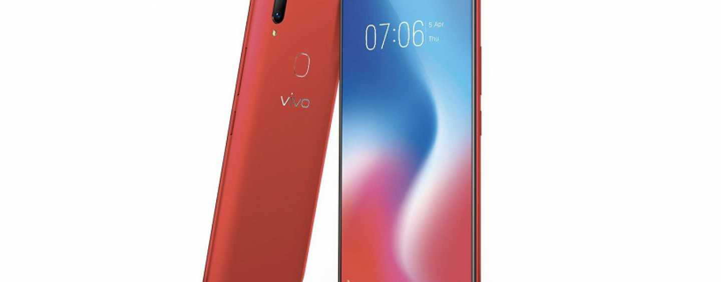 Vivo V9 Pro with 6.3-inch Notched Display and 6GB RAM Launched in India
